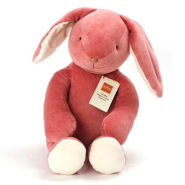 美國 miYim 有機棉安撫公仔 - Victoria 兔子 中型60cm