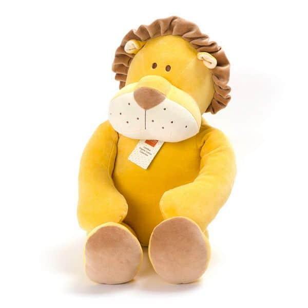 美國 miYim 有機棉安撫公仔 - Leo 獅子 中型60cm