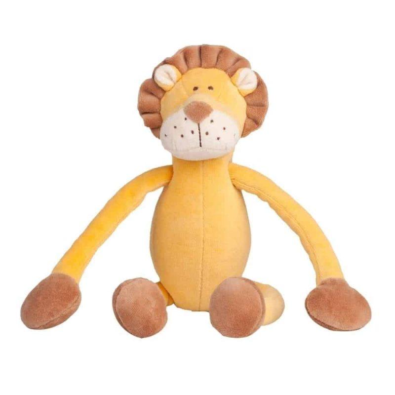 美國 miYim 有機棉瑜珈公仔 - Leo 獅子