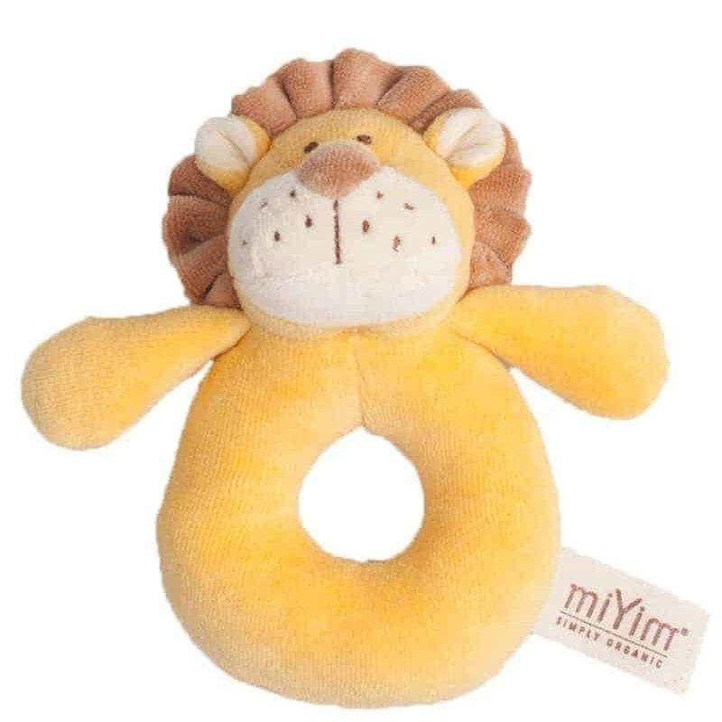美國 miYim 有機棉手搖環 - Leo 獅子