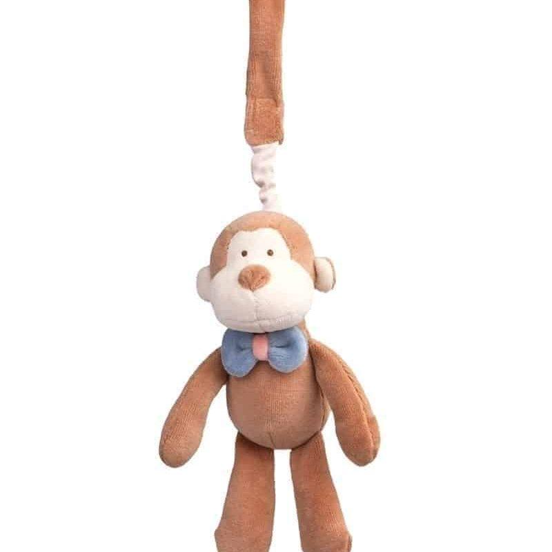 美國 miYim 有機棉吊掛公仔 - Fred 猴子