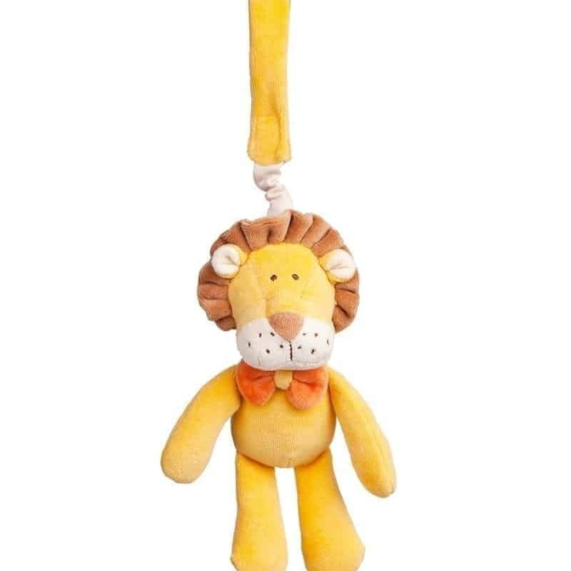 美國 miYim 有機棉吊掛公仔 - Leo 獅子