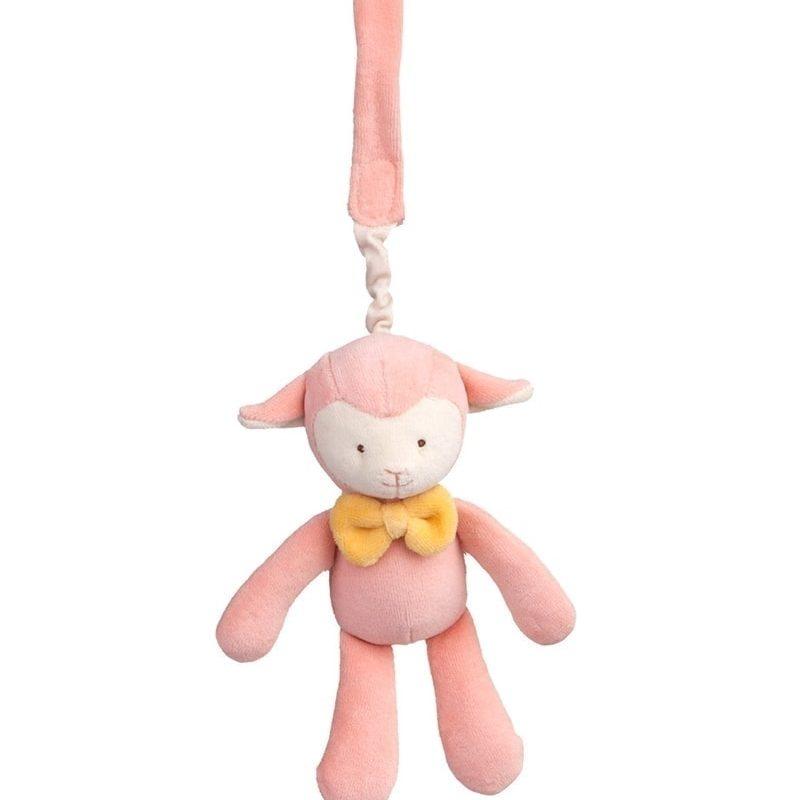 美國 miYim 有機棉吊掛公仔 - Annabelle 小羊