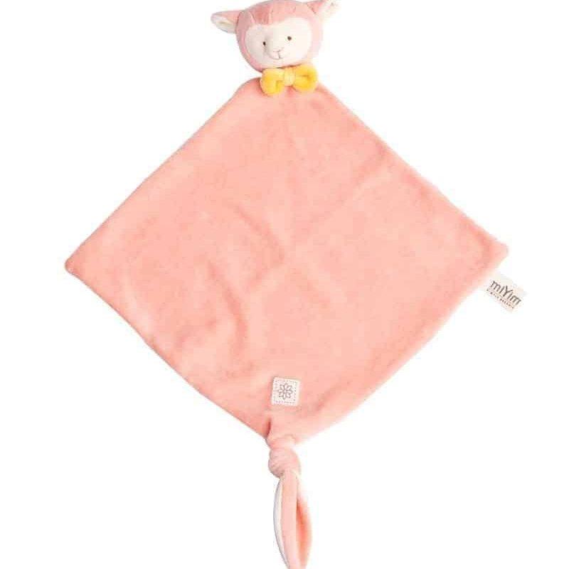 美國 miYim 有機棉安撫巾 - Annabelle 小羊