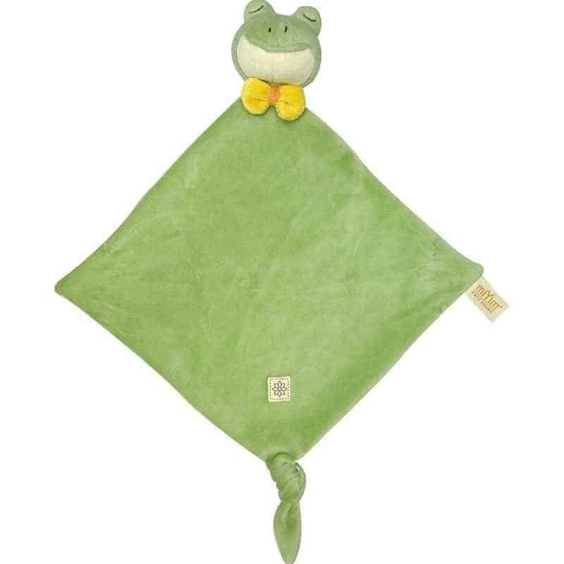 美國 miYim 有機棉安撫巾 - Ben 小青蛙