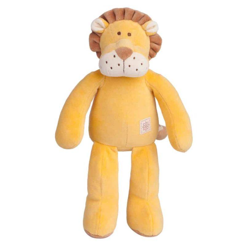 美國 miYim Storybook 有機棉公仔 - Leo 獅子