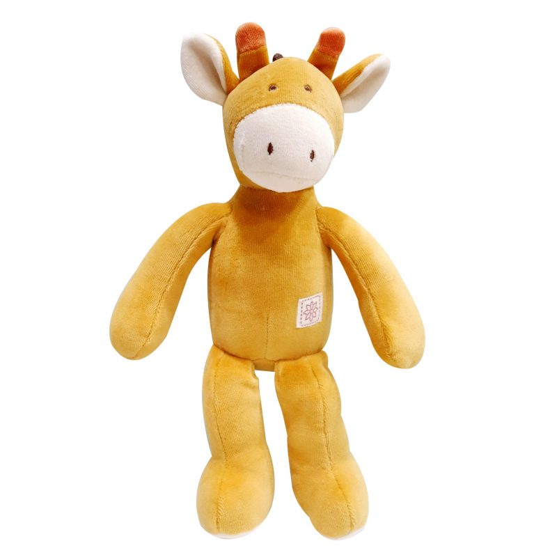 美國 miYim Storybook 有機棉公仔 - Molly 長頸鹿